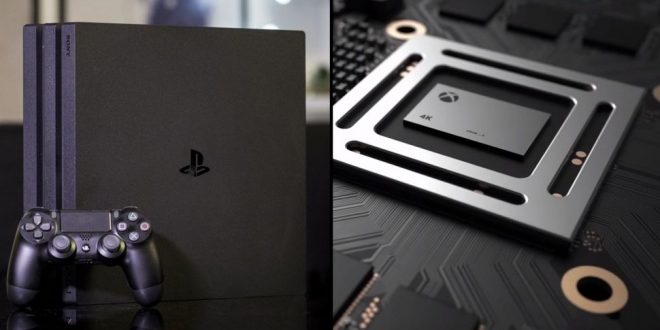 PS4 Pro vs Project Scorpio: how are the mid-generation consoles shaping up?