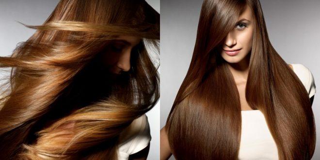 خلطات لاطالة الشعر