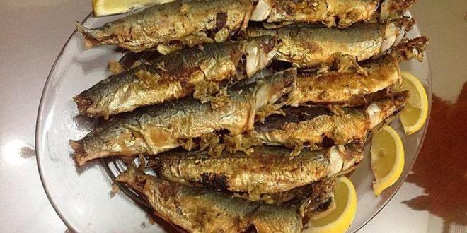 طريقة عمل سمك السردين
