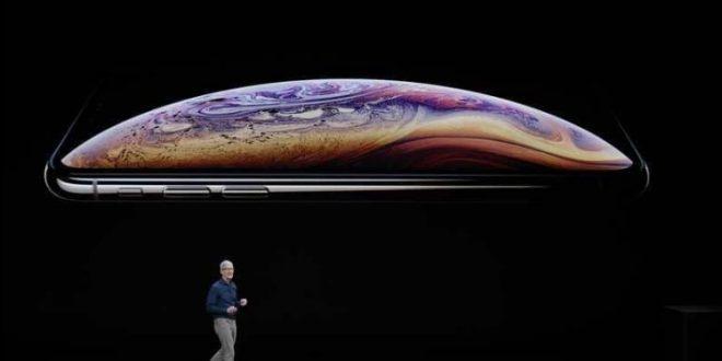 """أبل تكشف عن هاتف جديد """"XS"""" و """"XS MAX"""""""