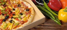بيتزا فاهيتا الدجاج المكسكيةاللذيذة