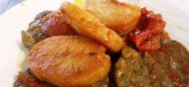 طريقة عمل صينية البطاطس بالكفتة