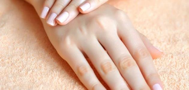 كيفية تسمين اليدين