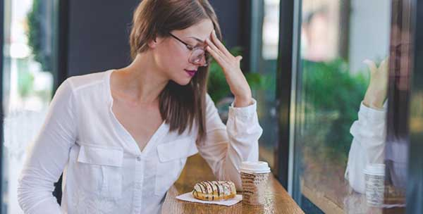 التخلص من الصداع بعد الأكل