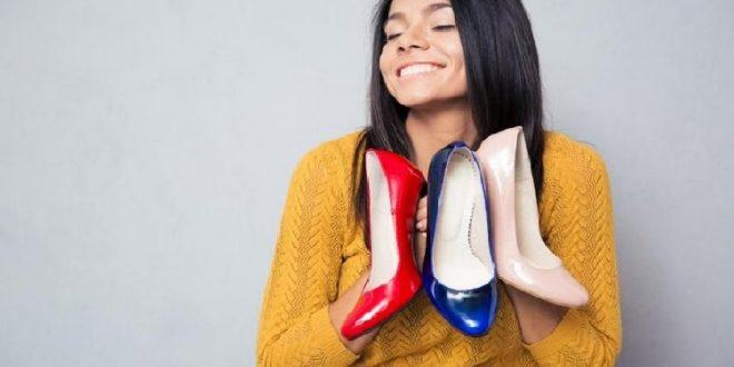 طرق تنظيف الأحذية الجلد