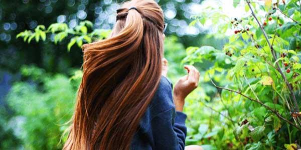 وصفات تقوية الشعر