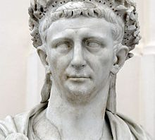 سيرة الامبراطور الروماني كلوديوس