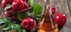 اهمية خل التفاح للشعر الدهني